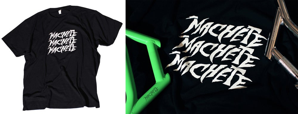 Image of Machete Loco Logo T-Shirt