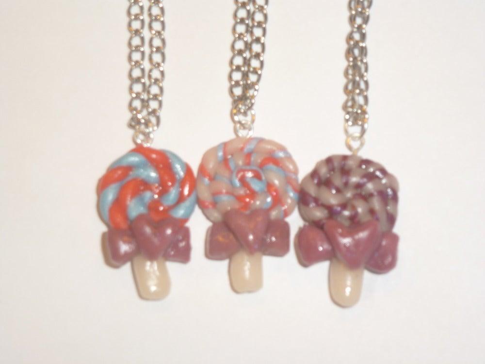 Image of Lollipop Necklace