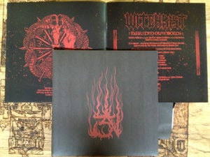 Image of WITCHRIST 'Beheaded Ouroboros' lp