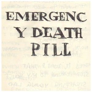 Image of Emergency Death Pill - Digital book by Jonathan McBurnie