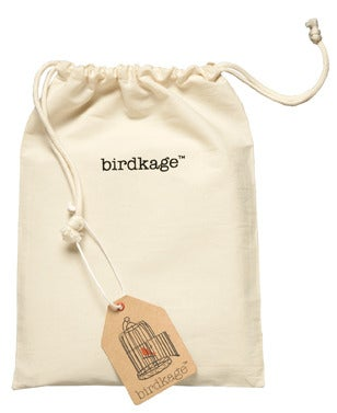 Image of Mulberry Bib Apron by Birdkage