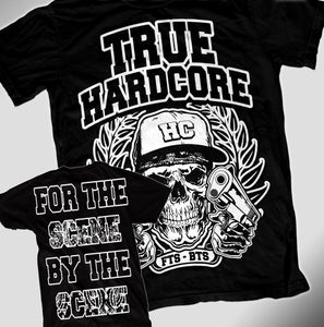 """Image of True Hardcore """"For The Scene By The Scene"""" shirt or tank top"""