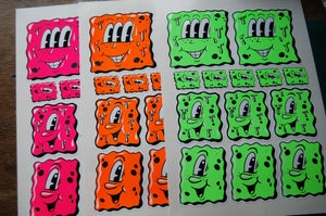 Image of Sticker sheets