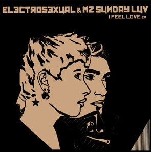 "Image of ELECTROSEXUAL  "" I Feel Love""  vinyl"