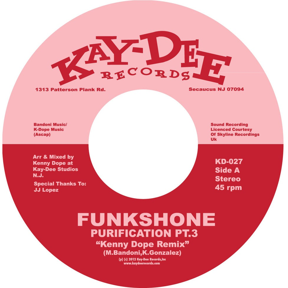 Image of KD027-FUNKSHONE