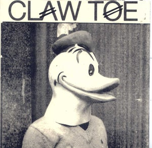 """Image of Claw Toe 12"""" EP"""