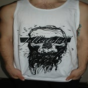 Image of Skull Design Tank-Top