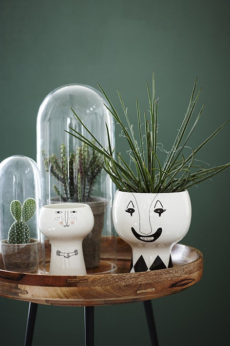 Image of Flower me happy pot - Frede