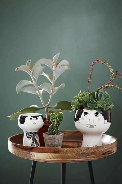 Image of Flower me happy pot - Alfonso