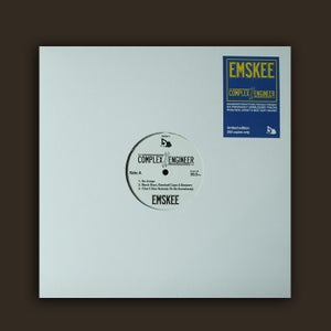 Image of DWG011 - Emskee 'Complex Engineer E.P.'