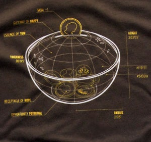 "Image of The ""Bowl"" shirt"