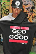 Image of GOD IS GOOD HOODIES