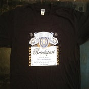 Image of Breedwieser T-Shirt Black inc our EP for FREE!!!