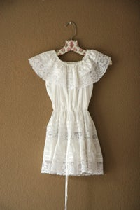 Image of Vintage Girls Dress