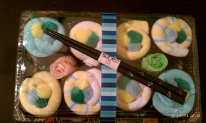 Image of Sushi, Baby! Sock Gift Set - Neutral Colors