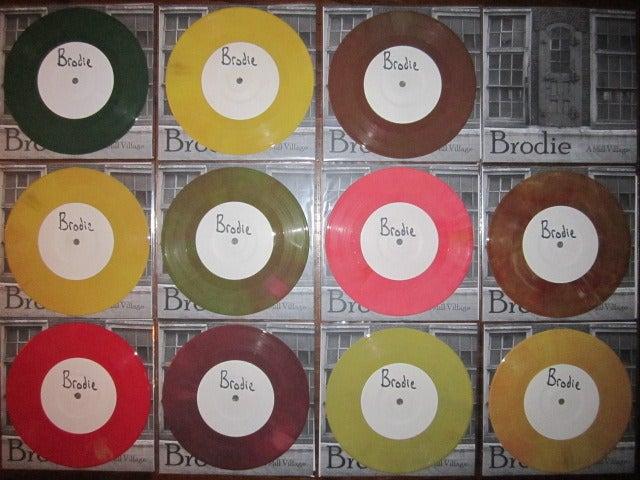 """Image of 'A Mill Village' 7"""" Vinyl"""