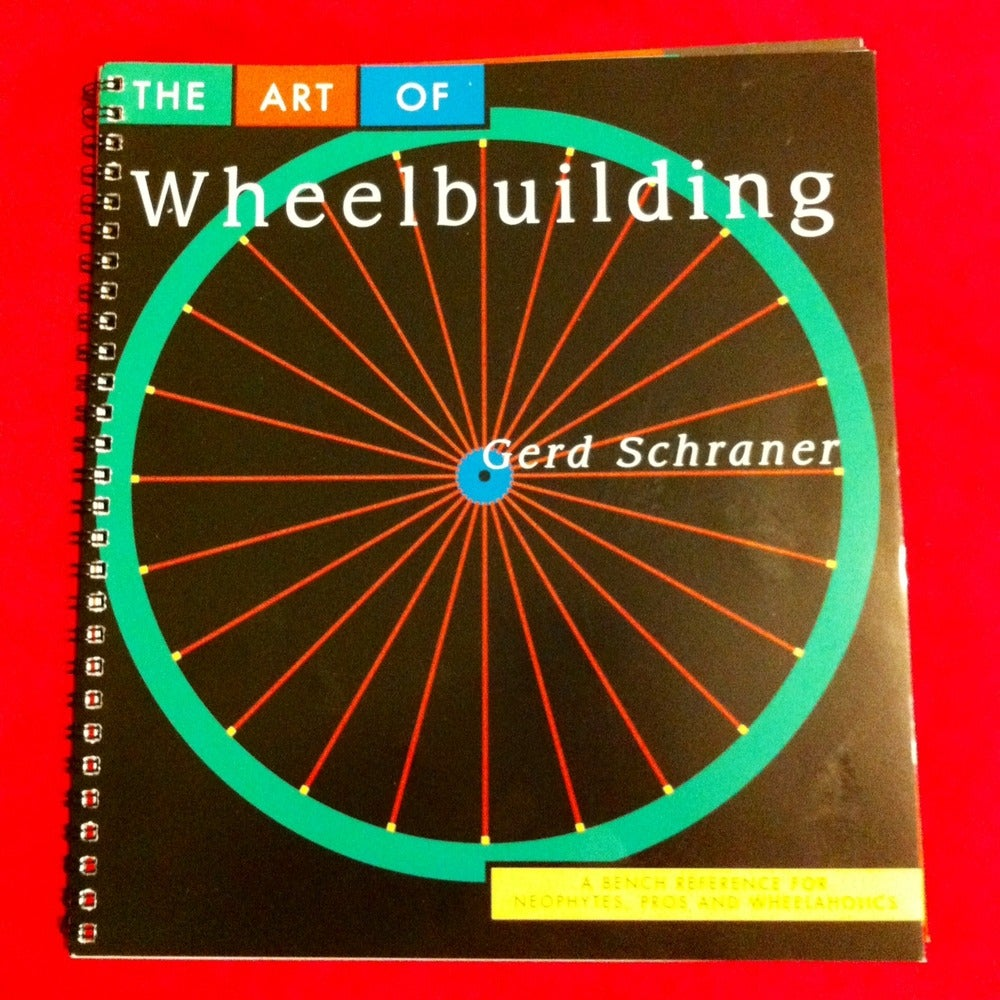 Image of The Art Of Wheelbuilding