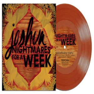 "Image of Joshua / Nightmares For A Week - SPLIT 7"" (LTD to 250)"