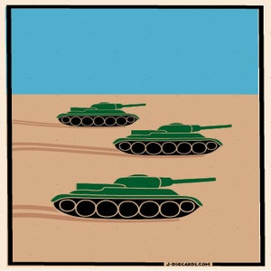 Image of Tanks