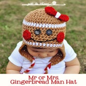 Image of Mr. or Mrs. Gingerbread