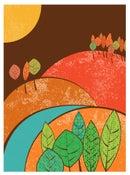 Image of Fallmoon Art Print