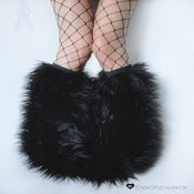Image of Superpoof fluffies black