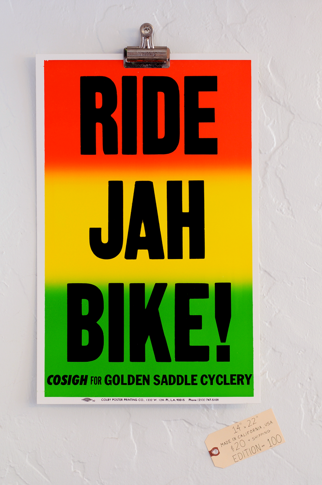 Image of Ride Jah Bike!