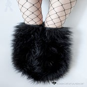 Image of Thigh high fluffies (Multiple colors)