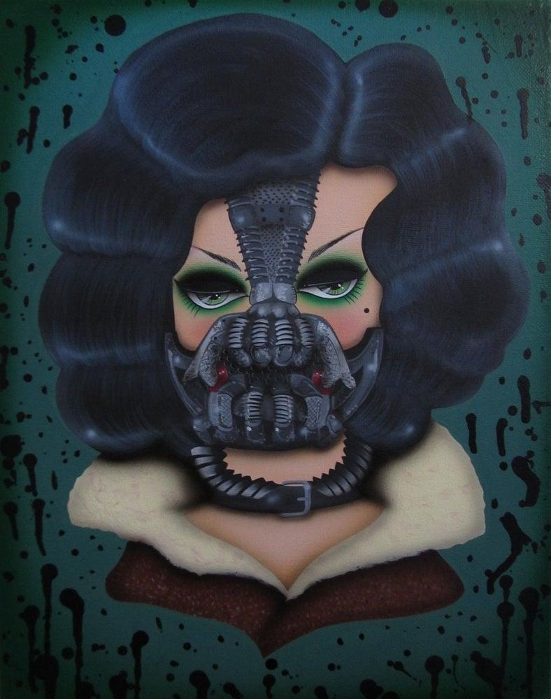 Image of Bane Me Print