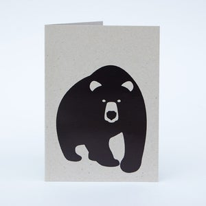 Image of Black Bear card