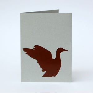 Image of Mallard card