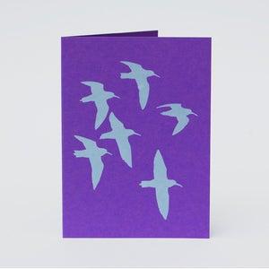 Image of Sandpiper card