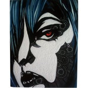 "Image of ""Black Metal Artex"" (Midnight Mira Series)"
