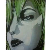 "Image of ""Mosquito Mojito"" (Midnight Mira Series) canvas by XWWX"
