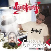 "Image of Ganji Killah - Cotto & Bruciato + T-SHIRT ""Cotto & Bruciato"""