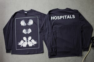 Image of 'Roses' Long Sleeve