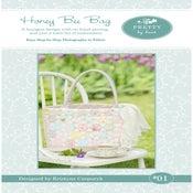 Image of PAPER VERSION - Honey Bee Bag Pattern