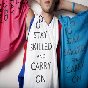 Image of Stay Skilled Tank Top