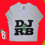 Image of Women's Dj Ronnie Blaze T-shirt