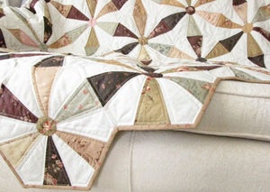 Image of PDF VERSION - Farmhouse Parlour Quilt Pattern