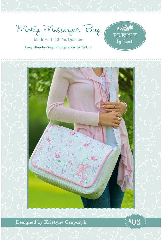 Image of PDF VERSION - Molly Messenger Bag Pattern