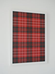 Image of Clad in Plaid