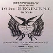 Image of History of the 104th OVI 1862-1866