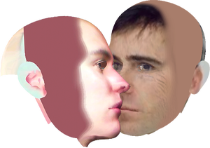Image of PETER KISSING RAF (PASSIONATELY)