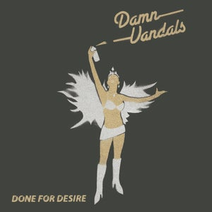 Image of Done For Desire - CD. FREE UK P&P!