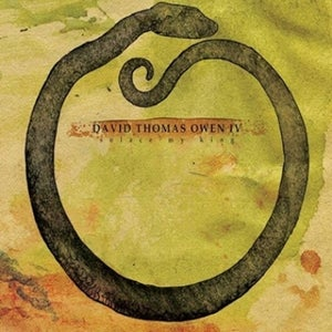 Image of David Thomas Owen IV - 'Solace My King' CD