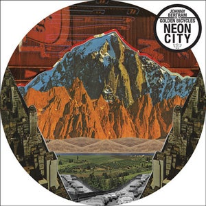Image of Johnny Bertram & The Golden Bicycles - 'Neon City' CD