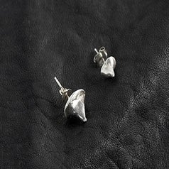 Image of Large Thorn Stud Earring