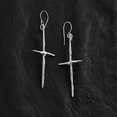 Image of Cross Earring