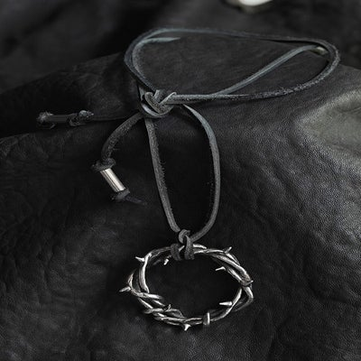 Image of Crown of Thorns Pendant